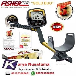 Jual Fisher Gold Bug Detector Logam Emas di Jakarta
