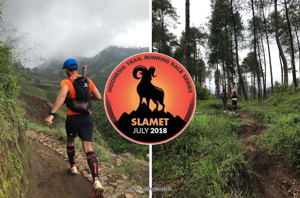 Goat Run Slamet • 2018