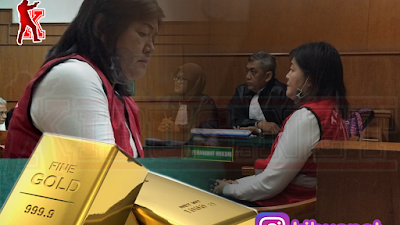 Broker PT.Antam diLaporkan ke Polisi Oleh Korban Pengusaha Terkaya disurabaya