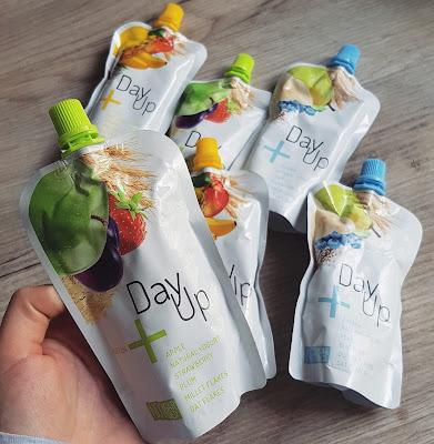 DayUp - prosty skład i niebanalny smak! :)