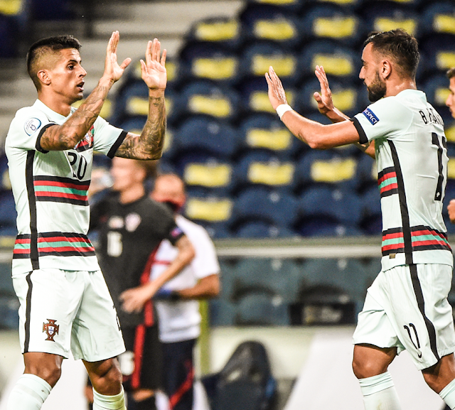 البرتغال ضد كرواتيا