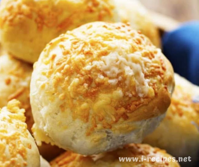 Easy Asiago Cheese Rolls