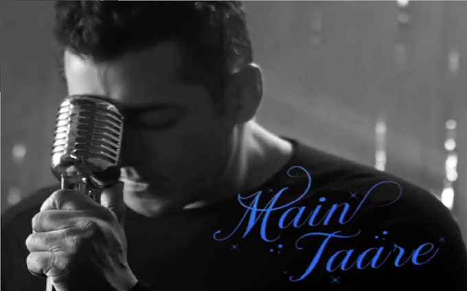 Main Taare Guitar Chords Lyrics with Strumming Pattern |Salman Khan