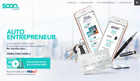 Soon Auto-Entrepreneurs