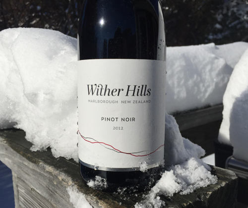 Wither Hills Pinot Noir 2012