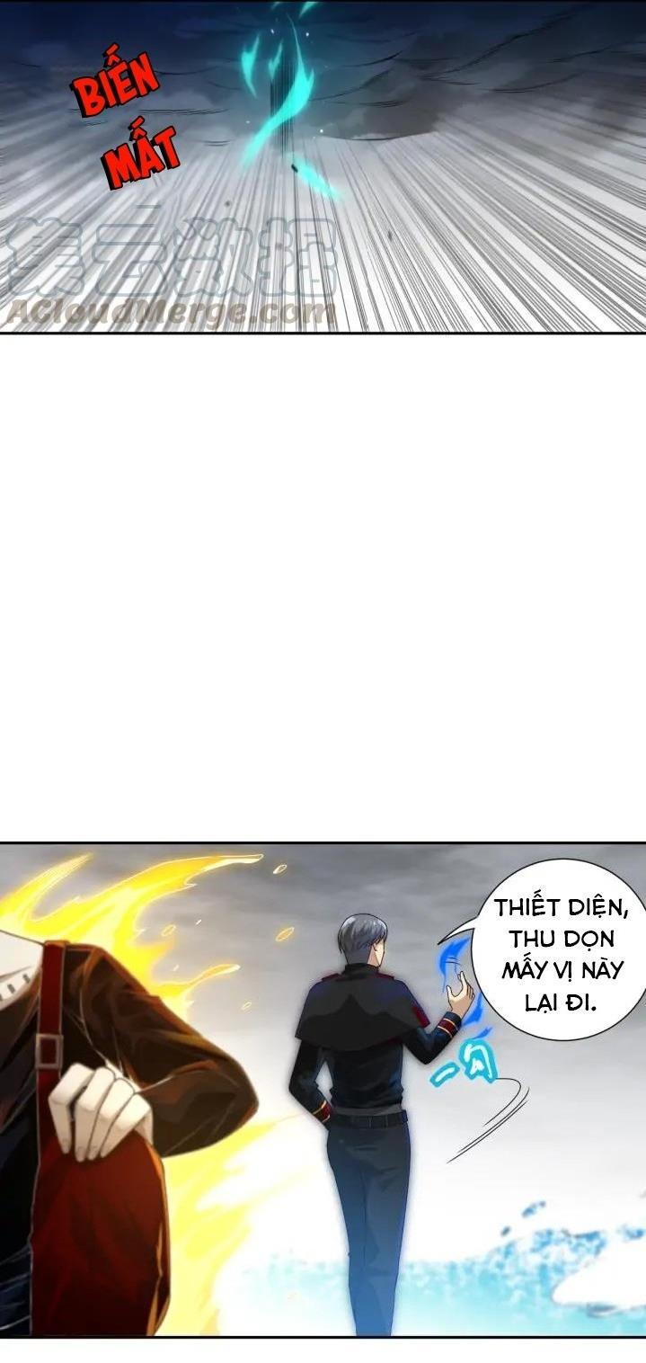 Giản Giới chap 89 - Trang 18