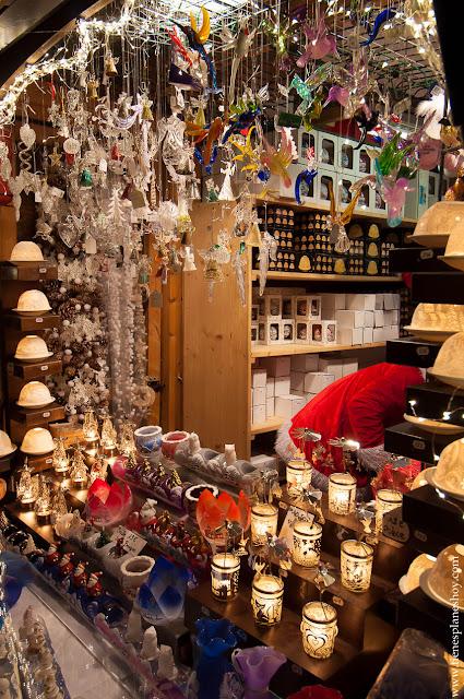 Colmar Mercado Navidad Alsacia