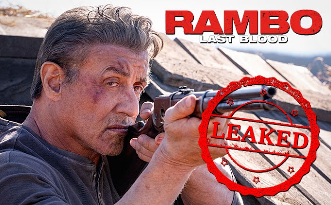 DOWNLOAD Rambo Last Blood Full HD Movie Leaked By TheLeakers