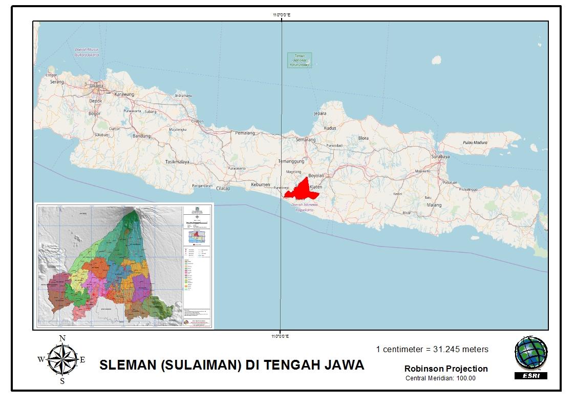 Ternyata Solomon di Ujung Timur dan Sulaiman di Tengah Jawa