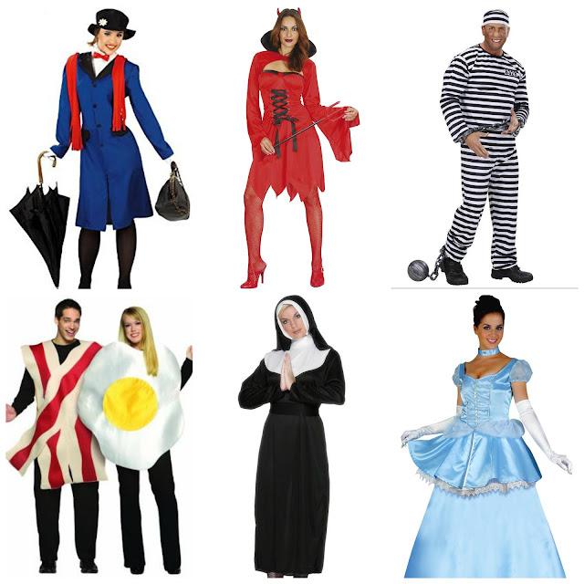 Ben noto 12 Costumi di Carnevale fai da te facilissimi e low cost per  VU86