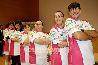 Rugby Inclusivo Quijotes Aranjuez