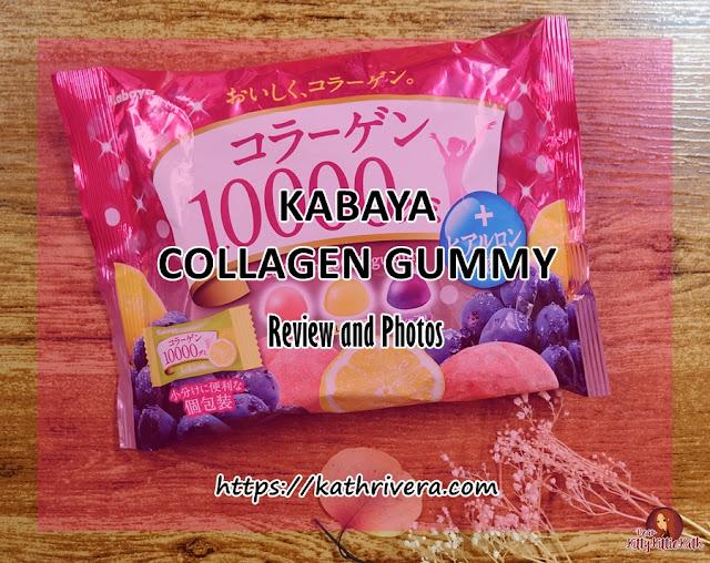 Revisão do produto: Kabaya Collagen Gummy | Querida Kitty Kittie Kath 2
