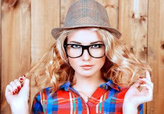 Макияж под очки (близорукость и дальнозоркость) Волгоград