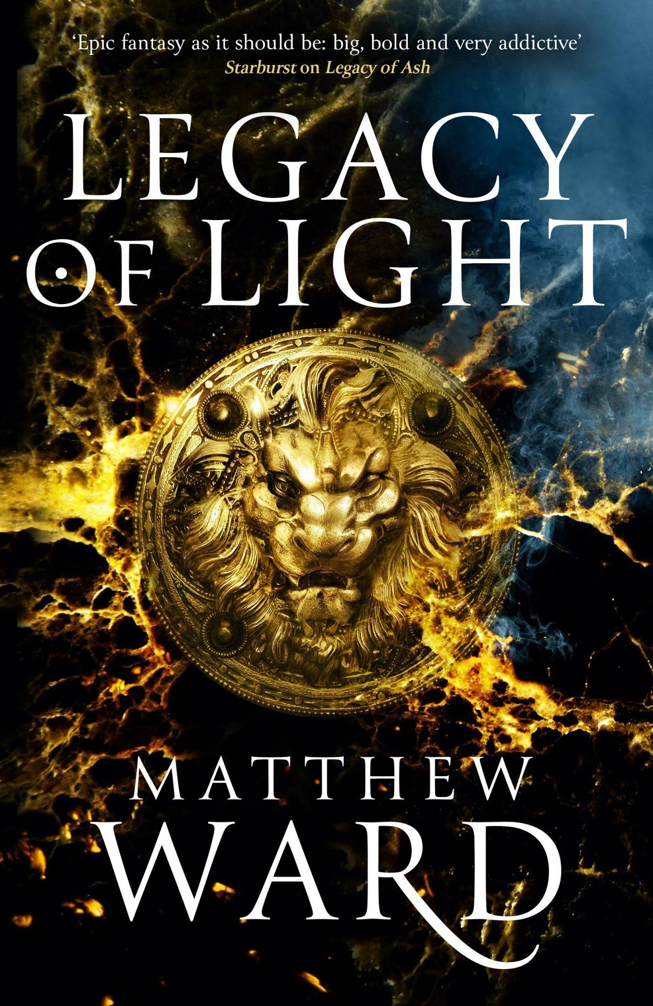 Legacy of Light by Matthew Ward