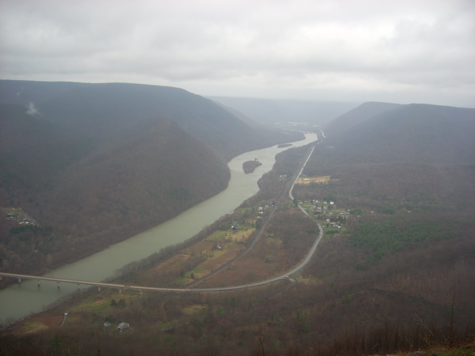Hyner View Trail Challenge