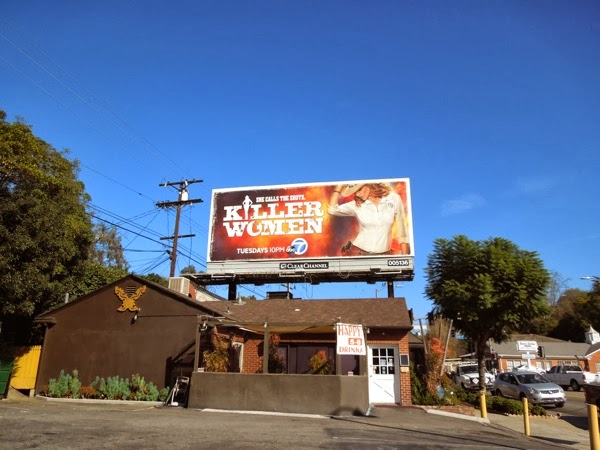 Killer Women billboard
