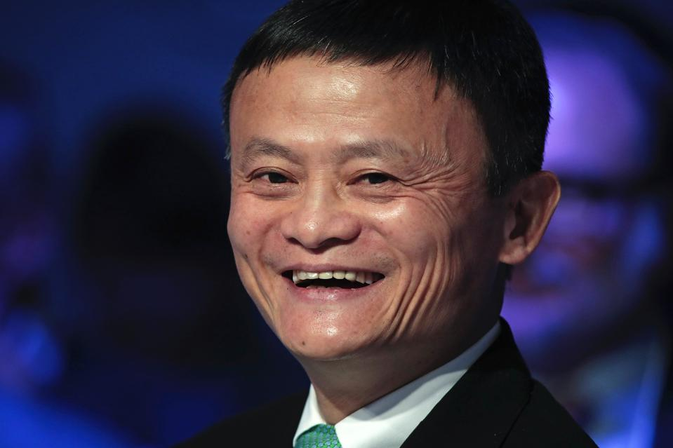 China's Jack Ma becomes the 12th richest person in the World after ANT IPO