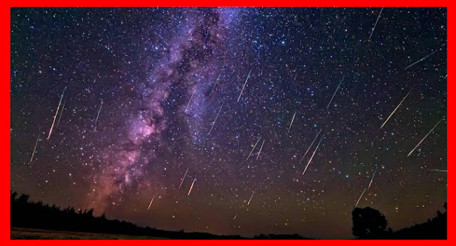 Do you know about the Geminid meteor rain?
