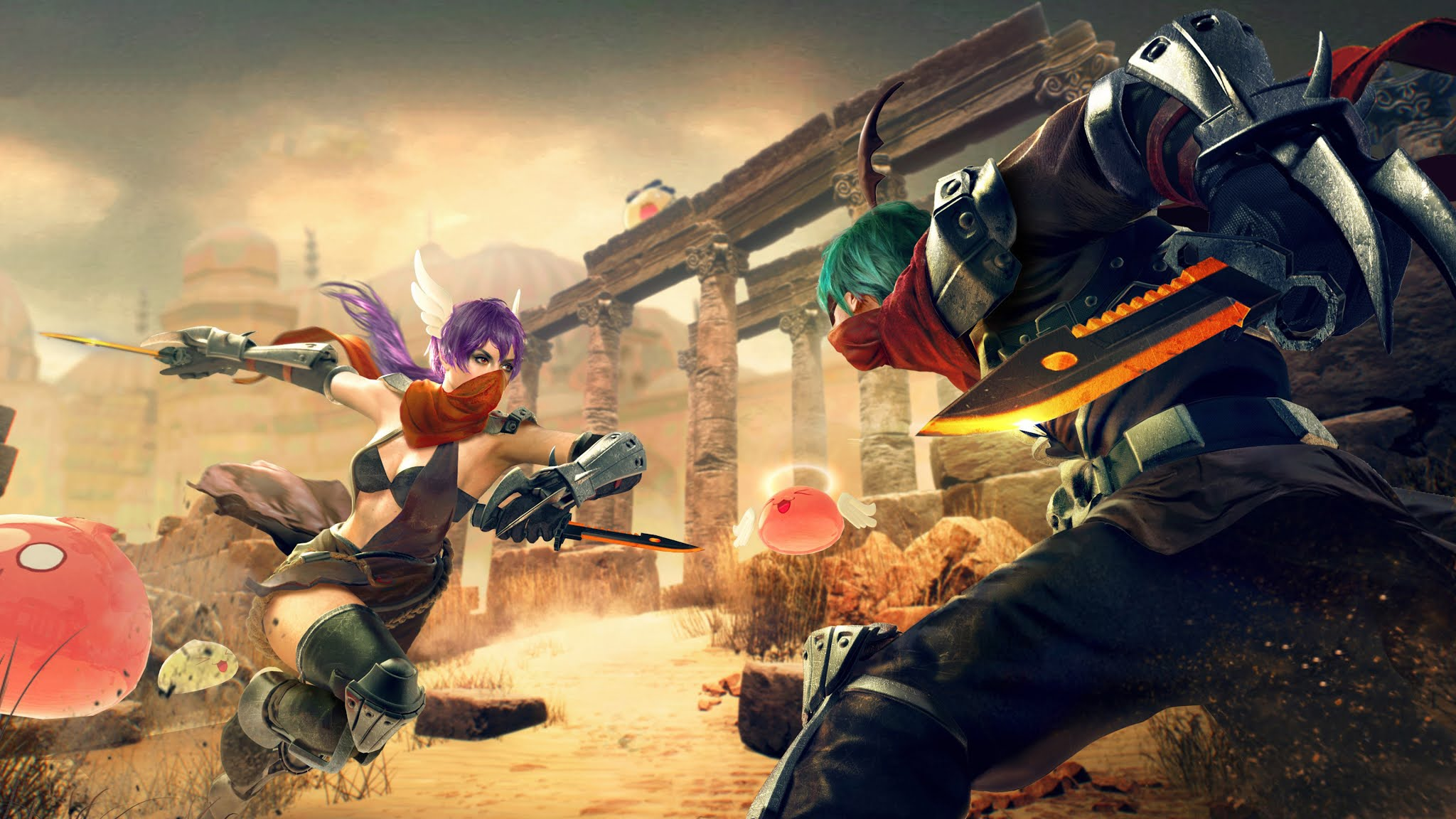 Garena Free Fire Game Background