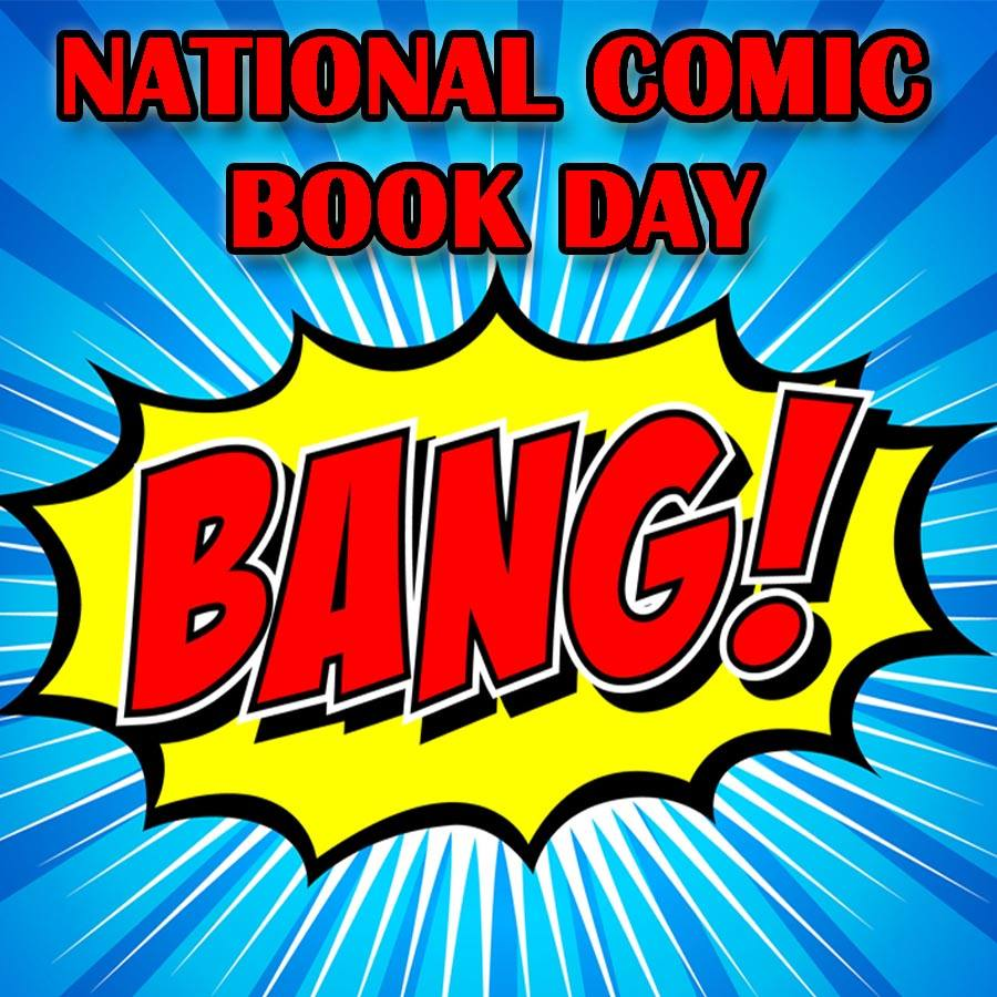 National Comic Book Day Wishes Images