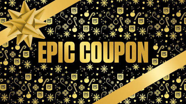 epic games store coupons holiday sale 2020 pc games egs 15 days of free games