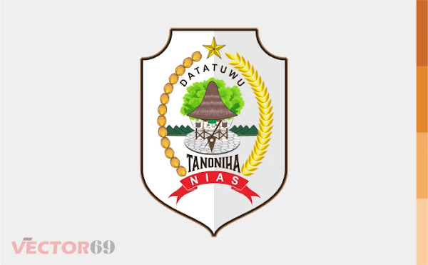 Kabupaten Nias Logo - Download Vector File AI (Adobe Illustrator)