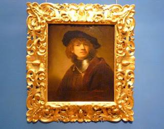 Retrato de Hombre Joven (1639) de Rembrandt.