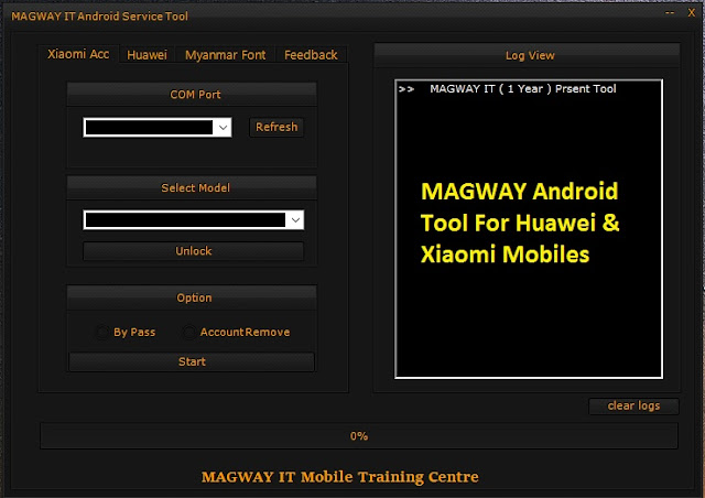 Magway Present Tool Free Download