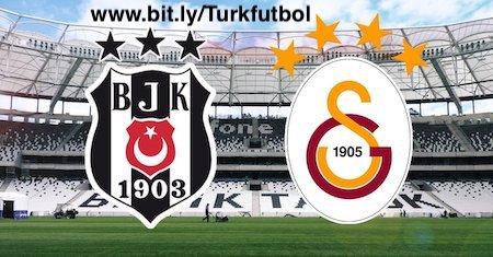 Beşiktaş Galatasaray Canlı Yayın Linkleri
