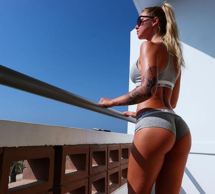 Johanna Modin Swedish Model
