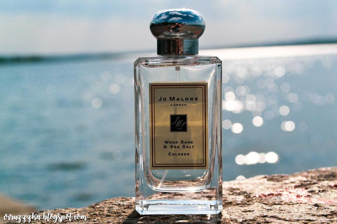 Jo Malone Wood Sage & Sea Salt Eau de Cologne Review