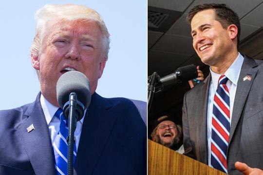 Congressman for Salem Brilliantly Trolls Donald Trump Over Witch Hunch claim