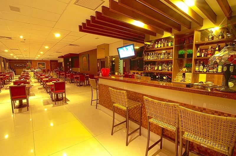 Hotel bem estruturado em Fortaleza