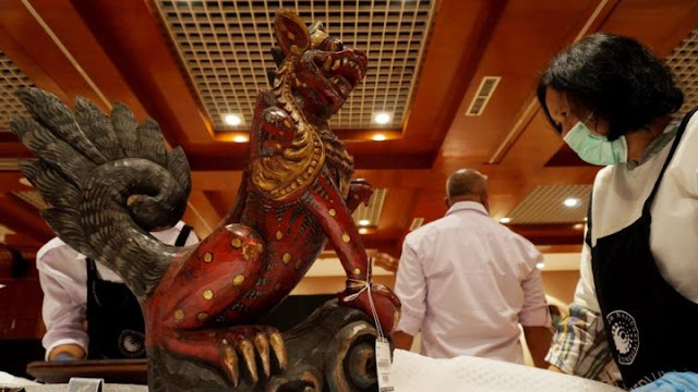 Netherlands returns 1,500 historical artifacts to Indonesia