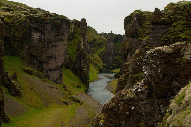 Fjaðrárgljúfur Islandia