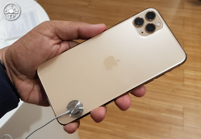 Apple iPhone 11 Pro Max Back Cameras