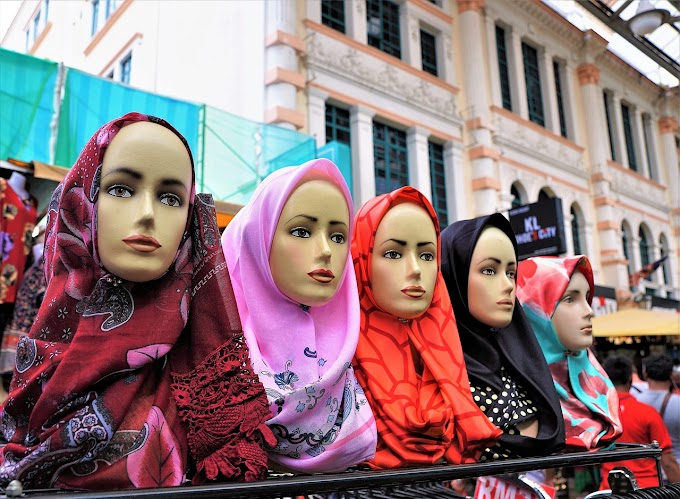 Ini dia Jenis-Jenis Kain Hijab, Agar Anda Tidak Salah Membeli