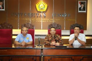 Dimulai Penjaringan Bacarek Universitas Jember Periode 2020-2024