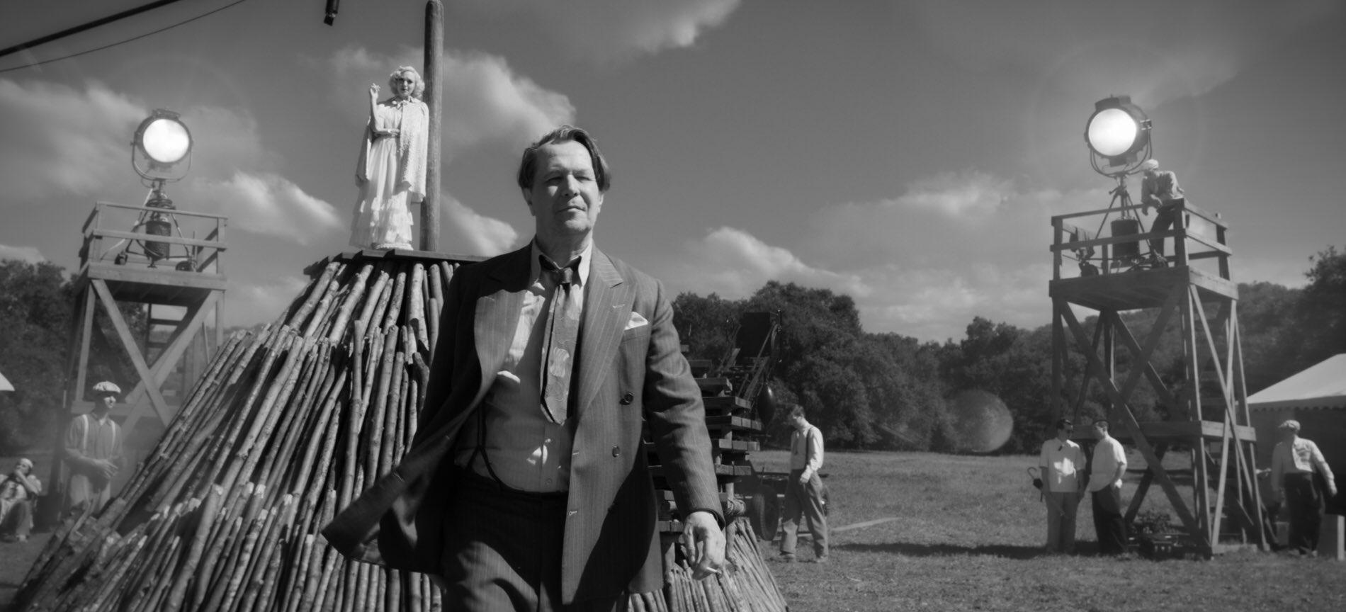 Premios Oscar: Primeros reacciones a 'Mank': David Fincher camino del Oscar