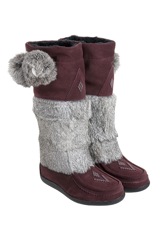 05f960829f7 frumpy to funky: Traditional Mukluks get a makeover with MUKS