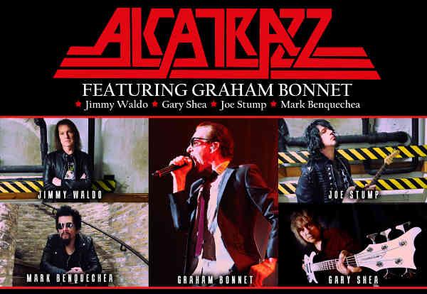 """ALCATRAZZ: Δισκογραφική επιστροφή! Ακούστε το """"Polar Bear"""""""