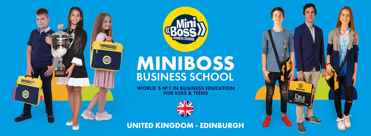 MINIBOSS BUSINESS SCHOOL (UNITED KINGDOM)