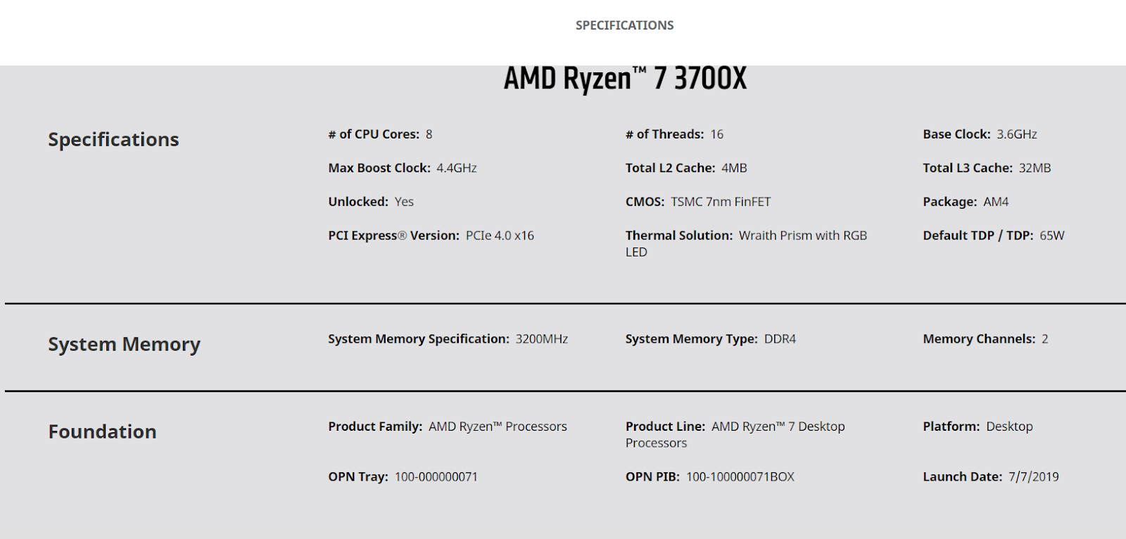 AMD's RYZEN 7 3700X is a BEAST OF A PROCESSOR, better than