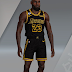 Lebron James Cyberface and Body Model Bubble version by Villager [FOR 2K20]