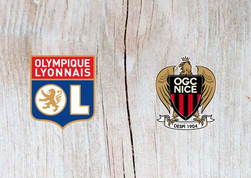 Olympique Lyonnais vs Nice -Highlights 23 November 2019
