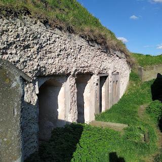 willemstad bastion antitankmuur geocachemulti vestingstad