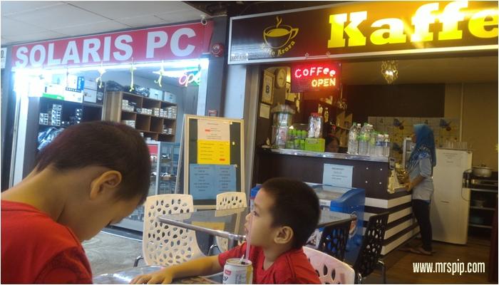 Kedai Repair Laptop Terbaik di Kota Kinabalu (Kedai Budget PC, Kompleks Karamunsing)