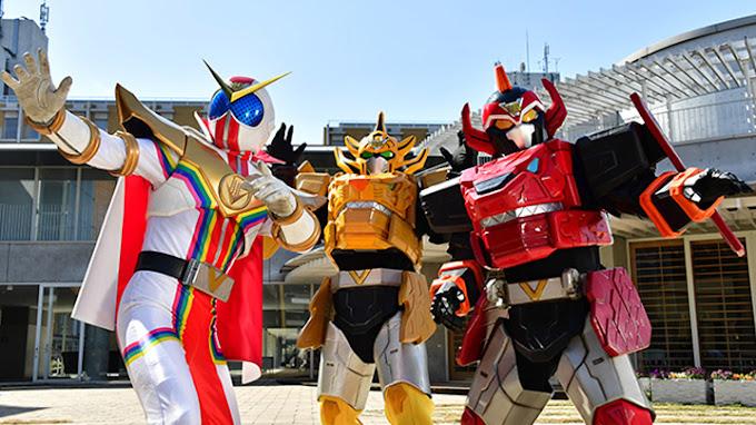 Kikai Sentai Zenkaiger Episode 11 Subtitle Indonesia
