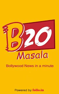B20 Masala App