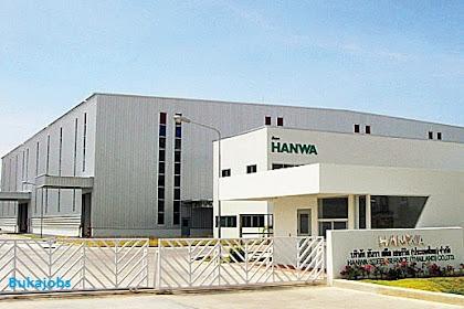 Lowongan Kerja PT Hanwa Steel Service Terbaru 2019